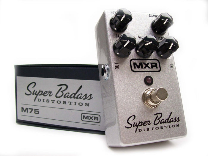 MXR Super Badass Distortion Pedal