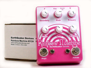 EarthQuaker Devices Rainbow Machine Polyphonic Harmonizing Modulation Machine Guitar Effect Pedal