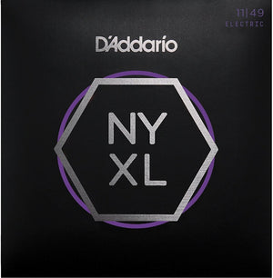 D'Addario NYXL 11-49 Electric Guitar String Set
