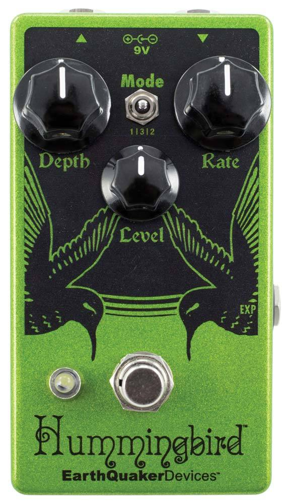 EarthQuaker Devices - Hummingbird Repeat Percussions Tremolo