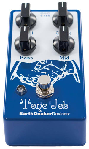 Earthquaker Devices Tone Job V2 EQ & Boost