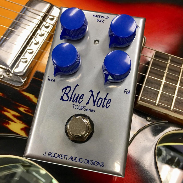 J. Rockett Audio Blue Note Overdrive Pedal