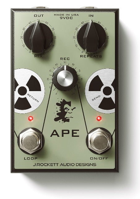 J. Rockett Audio A.P.E. Analog Preamp Experiment