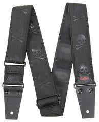 "Coffin ""Dr. Death"" Guitar Strap"