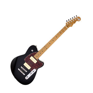Reverend Guitars Charger 290 in Midnight Black