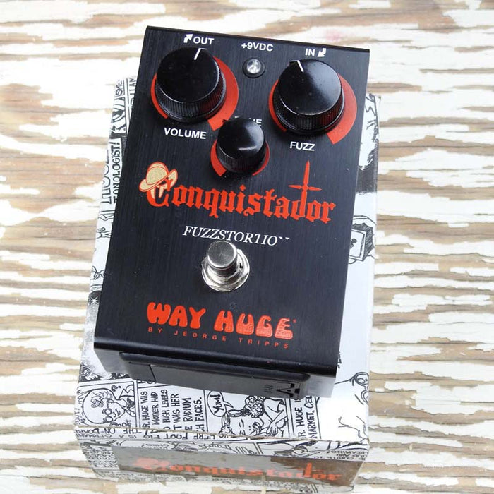 Used: Way Huge Conquistador Fuzzstrotion