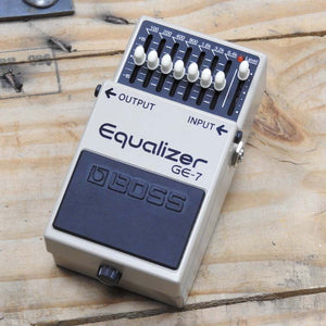 Boss GE-7 Graphic Equalizer 7 Band
