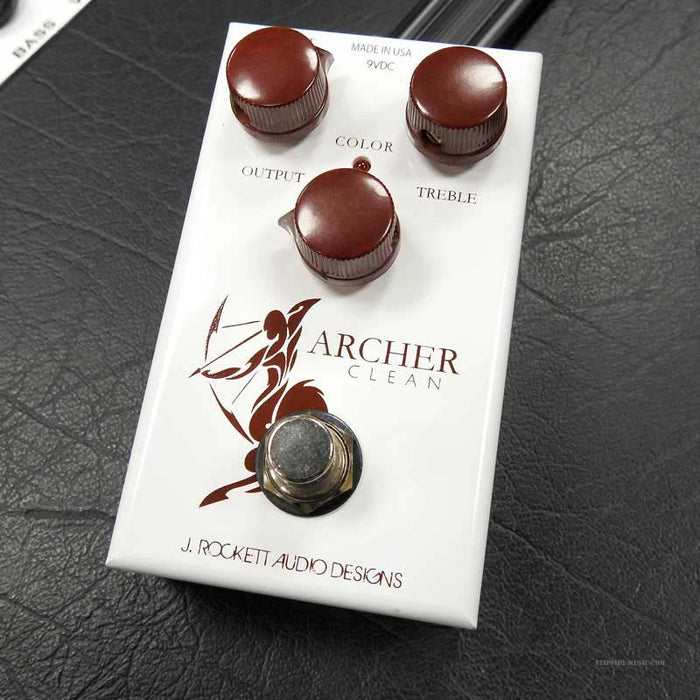 J. Rockett Archer Clean Boost Pedal