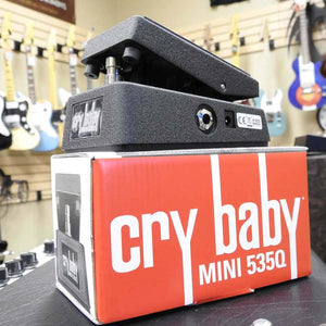 Dunlop Cry Baby Mini 535Q Multi-Wah Pedal