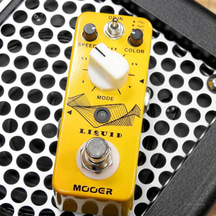 Mooer Pedals Liquid Digital Phaser