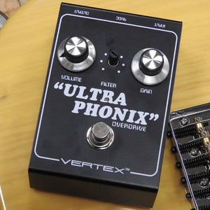 Vertex Effects - Ultraphonix Overdrive Pedal