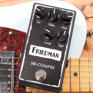 Friedman Sir-Compre Optical Compressor Pedal