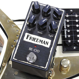 Friedman Amplification BE-OD Distortion