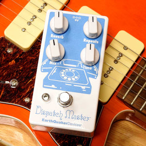EarthQuaker Devices - Dispatch Master V3 Digital Delay and Reverb Pedal