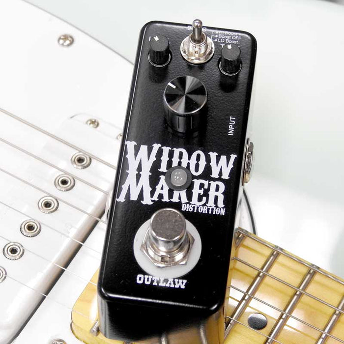 Outlaw Effects Widow Maker Distortion Pedal