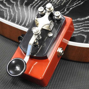 Coppersound Telegraph Stutter, Momentary Killswitch, w/Polarity Switch  (Red)