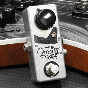 Coppersound Gravity Bomb Clean Boost and Buffer Pedal