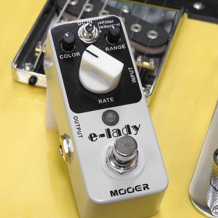 Mooer Pedals E-Lady Flanger