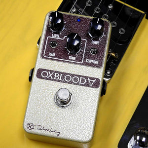 Keeley Oxblood Overdrive Pedal