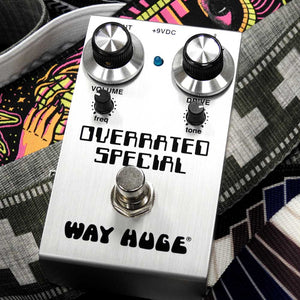 Way Huge Smalls Overrated Special (Mini) Overdrive WM28
