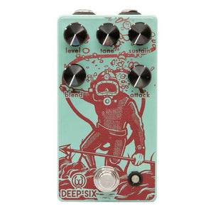 Walrus Audio Deep Six Compressor V3