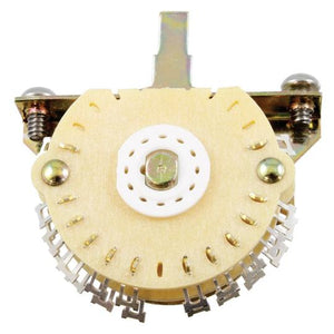 Allparts EP-0078-000 4-Pole 5-Way Oak Grigsby Super Switch