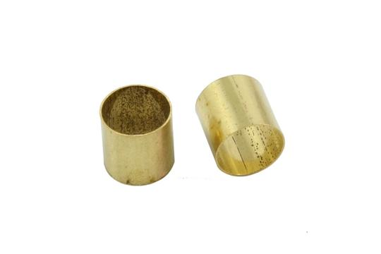 Allparts EP-0220 Brass Pot Sleeves