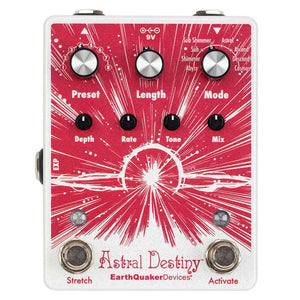 Earthquaker Devices - Astral Destiny Octave Reverb Pedal