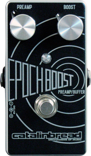 Catalinbread Epoch Boost EP-3 Boost Pedal