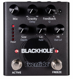 Eventide Black Hole Reverb Pedal