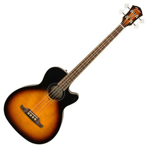 Fender FA-450CE Acoustic/ Electric Bass, Sunburst