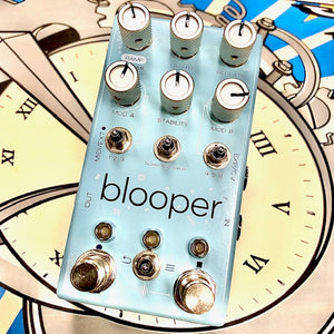 Chase Bliss Audio Blooper: The Bottomless Looper