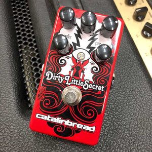 Catalinbread Dirty Little Secret MKIII - Red