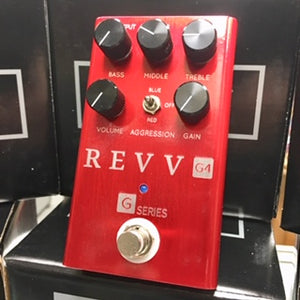 Revv Amplification G4 Red  Channel Distortion