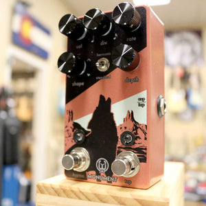 Walrus Audio Monument Harmonic Tremolo V2