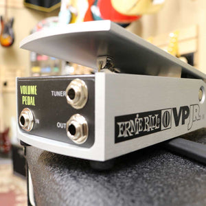 Ernie Ball VP JR 25k Mono Volume Pedal (For Active Electronics)