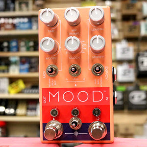 Chase Bliss Audio Mood Micro-Looper Delay Pedal