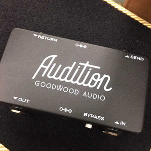 Goodwood Audio Audition Pedal Switcher