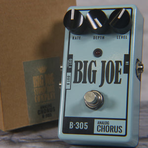 Used: Big Joe Stomp Box Company B-305 Analog Chorus