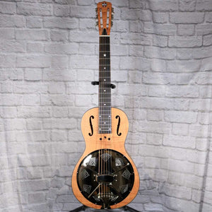 Republic Guitars Miniolian Parlor Tiger Skin