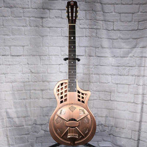 Republic Guitars Highway 61 Antique Copper