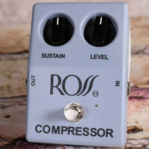 Used: Ross Compressor (Reissue)