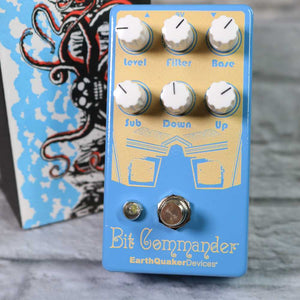 EarthQuaker Devices - Bit Commander Synth Guitar Effect Pedal- Documentary Edition