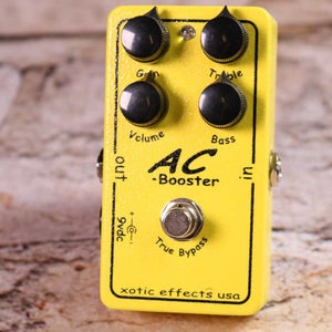 Used: Xotic Effects AC Booster