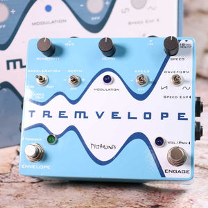 Used: Pigtronix Tremvelope Filter