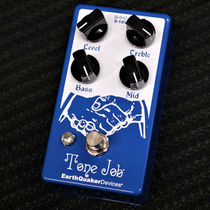 EarthQuaker Devices - Tone Job V2 EQ & Boost Pedal