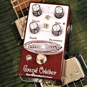 EarthQuaker Devices - Grand Orbiter Phaser/Vibrato Pedal