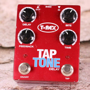 Used: T-Rex Tap Tone Delay