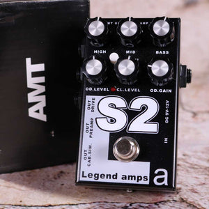 Used: AMT Electronics Legend Amp Series II S2 Distortion