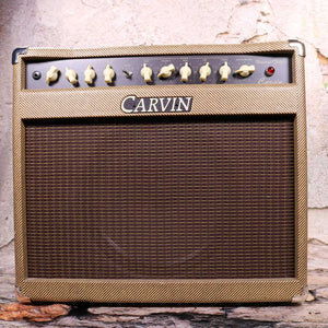 Used: Carvin Nomad 112 2 Channel Tube Amp w/ Footswitch